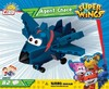 Cobi - Super Wings - Agent Chase (82 Pieces)