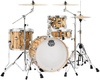 Mapex MA486S-IW Mars Series 4pc Shells Only Acoustic Drum Kit - Driftwood (10 14 14 18 Inch)