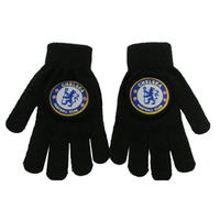 Chelsea - Knitted Gloves - Cover