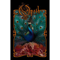 Opeth Sorceress Textile Poster