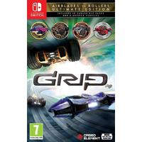 GRIP Combat Racing - Rollers vs Airblades Ultimate Edition (Nintendo Switch)