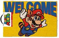 Super Mario - Welcome Door Mat