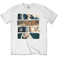 Peaky Blinders - Slices Men's T-Shirt - White (Small)