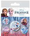 Frozen II - Destiny Button Badges (Pack of 5) Cover