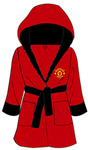 Manchester United - Kids Bath Robe (7-8 Years)
