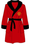 Manchester United - Mens Bath Robe (X-Large)
