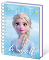Frozen II - Sisters Note Book Cover