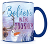Frozen II - Snowflakes Heat Changing Mug