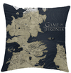 Game of Thrones - Westeros Canvas Cushion
