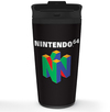 Nintendo - Logo Metal Travel Mug (425ml)