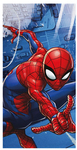 Spider-Man - Blue Towel