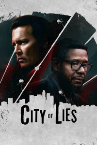 City of Lies (DVD) - Cover