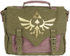 Legend of Zelda - Skyward Sword - Canvas Messenger Bag With Wingcrest Logo