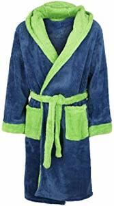 Nintendo - Luigi Adult Bath Robe (X-Small/Small/Medium) - Cover