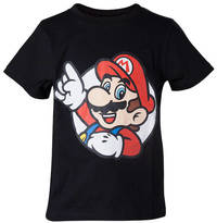 Super Mario - Boys T-Shirt -134/140 (8-10 Years) - Cover