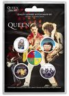 Queen - Later Albums Button Badges