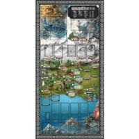 Champions of Midgard: Deluxe Game Play Mat (Board Game)
