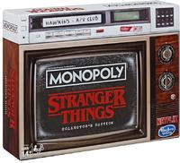 Monopoly - Stranger Things - Collector's Edition (Board Game) - Cover
