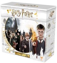 Harry Potter - A Year At Hogwarts (Strategy Board Game)