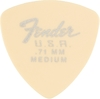 Fender Dura-Tone 346 Medium .71mm Delrin Pick (Olympic White)