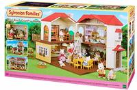 Sylvanian Families - Red Roof Country Home - Cover