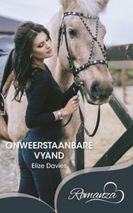 Onweerstaanbare Vyand - Elize Davies (Paperback) - Cover