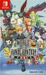 World of Final Fantasy Maxima (US Import Switch)