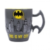 Batman - City Scene Embossed Mug