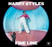 Harry Styles - Fine Line (CD) - Cover