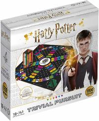 Harry Potter - Trivial Pursuit Full Size (Board Game) - Cover