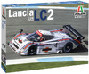 Italeri - 1/24 - Lancia LC2 (Plastic Model Kit)