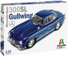 Italeri - 1/24 - Mercedes-Benz 300 SL Gullwing (Plastic Model Kit)