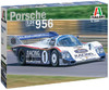 Italeri - 1/24 - Porsche 956 (Plastic Model Kit)