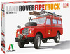 Italeri - 1/24 - Land Rover Fire Truck (Plastic Model Kit)