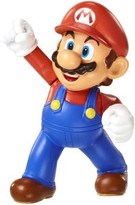 "Nintendo - 2.5"" Mario Articulated Figure"
