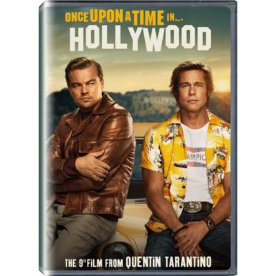 Once Upon a Time In Hollywood (DVD)