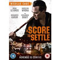 A Score to Settle (DVD)