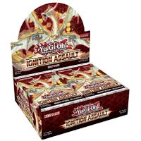 Yu-Gi-Oh! - Ignition Assault Single Booster (Trading Card Game)