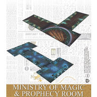 Harry Potter Miniatures Adventure Game - Ministry of Magic & Prophecy (Miniatures)