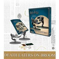 Harry Potter Miniatures Adventure Game - Death Eaters On Broom (Miniatures)