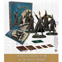 Harry Potter Miniatures Adventure Game - Barty Crouch Jr & Death Eaters (Miniatures)