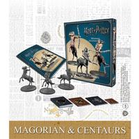 Harry Potter Miniatures Adventure Game - Magorian & Centaurs (Miniatures)
