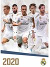 Real Madrid Official A3 Wall Calendar - Danilo (Calendar)