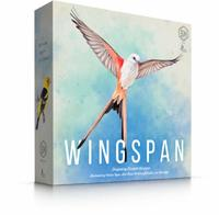 Wingspan: Revised Edition (Board Game) - Cover