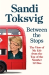 Between the Stops - Sandi Toksvig (Hardcover)