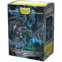 Dragon Shield - Stanard Sleeves - Matte Non-Glare 'King Athromark III' (100 Sleeves)
