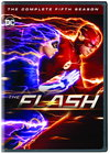 The Flash - Season 5 (DVD)