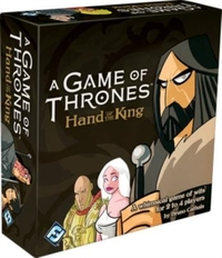 Game of Thrones - Hand Of The King Card Game (Board Game)