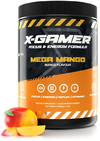X-Gamer 600g X-Tubz Mega Mango-flavoured Energy Formula (60 daily portions)