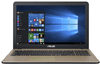 ASUS X540MA Intel N4000 4GB RAM 500GB HDD 15.6 Inch HD Notebook - Black